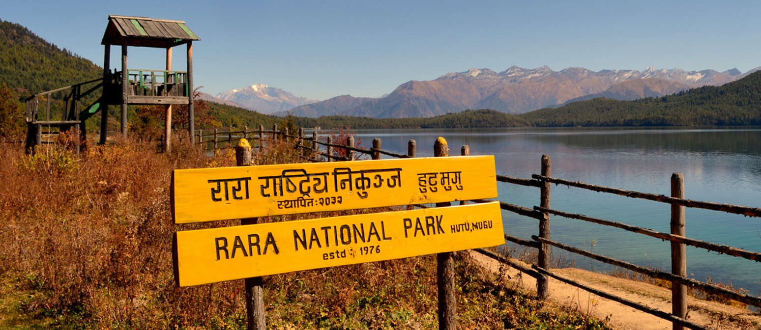 Rara National Park Rules and Regulation