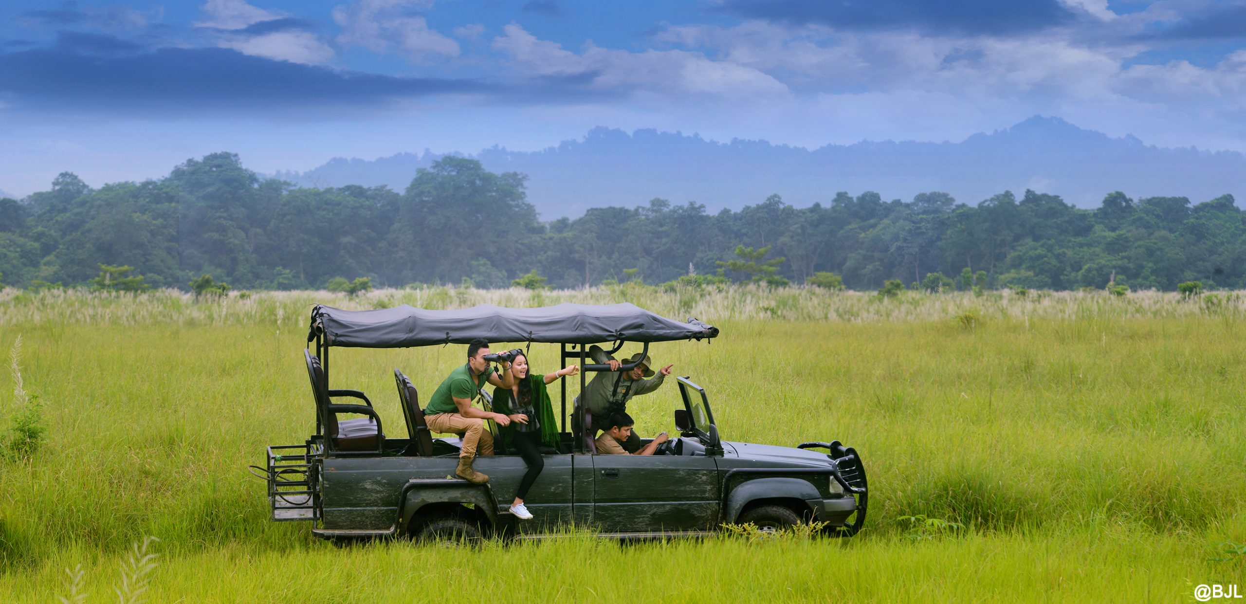 Chitwan Wildlife Safari