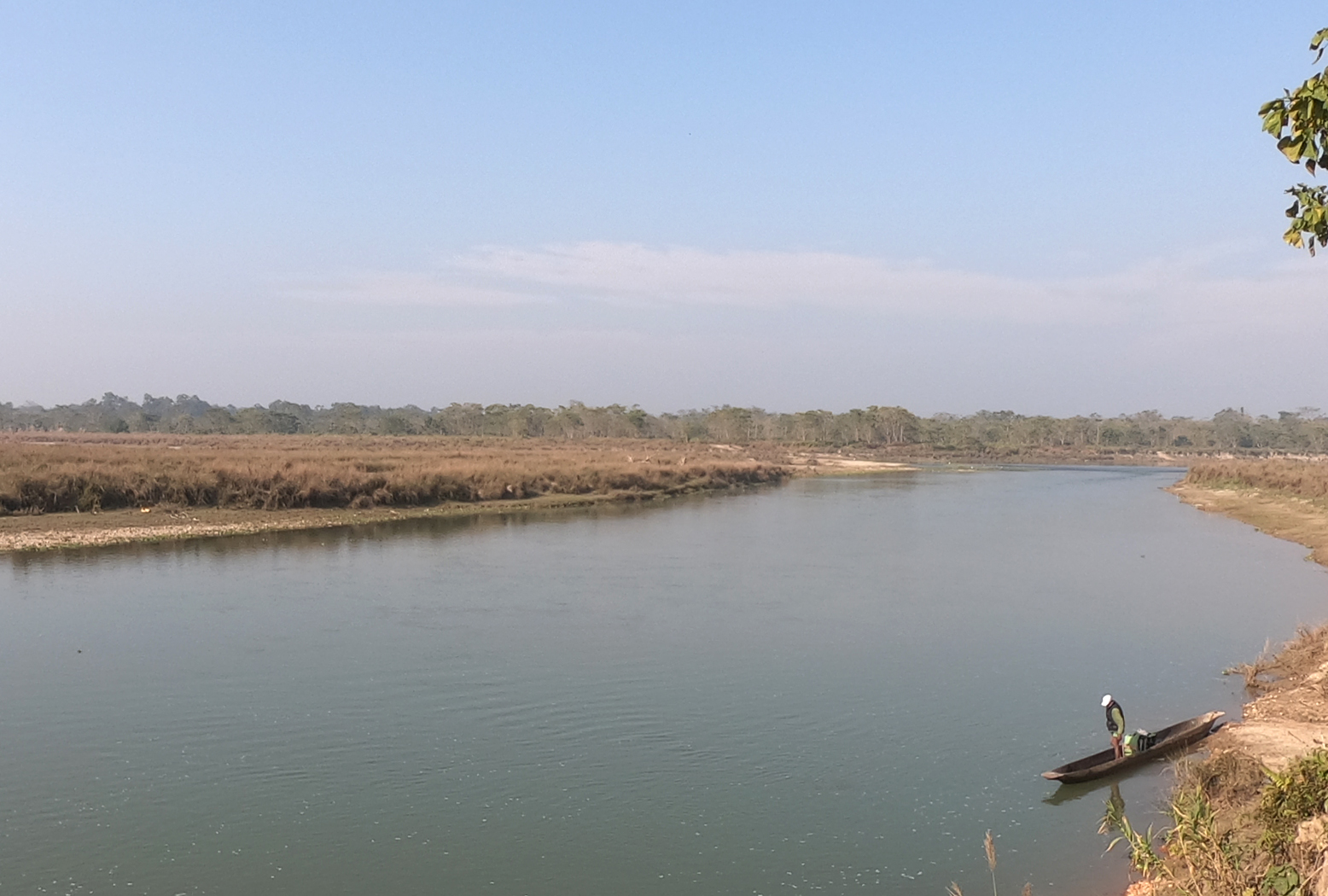 Rapti River View