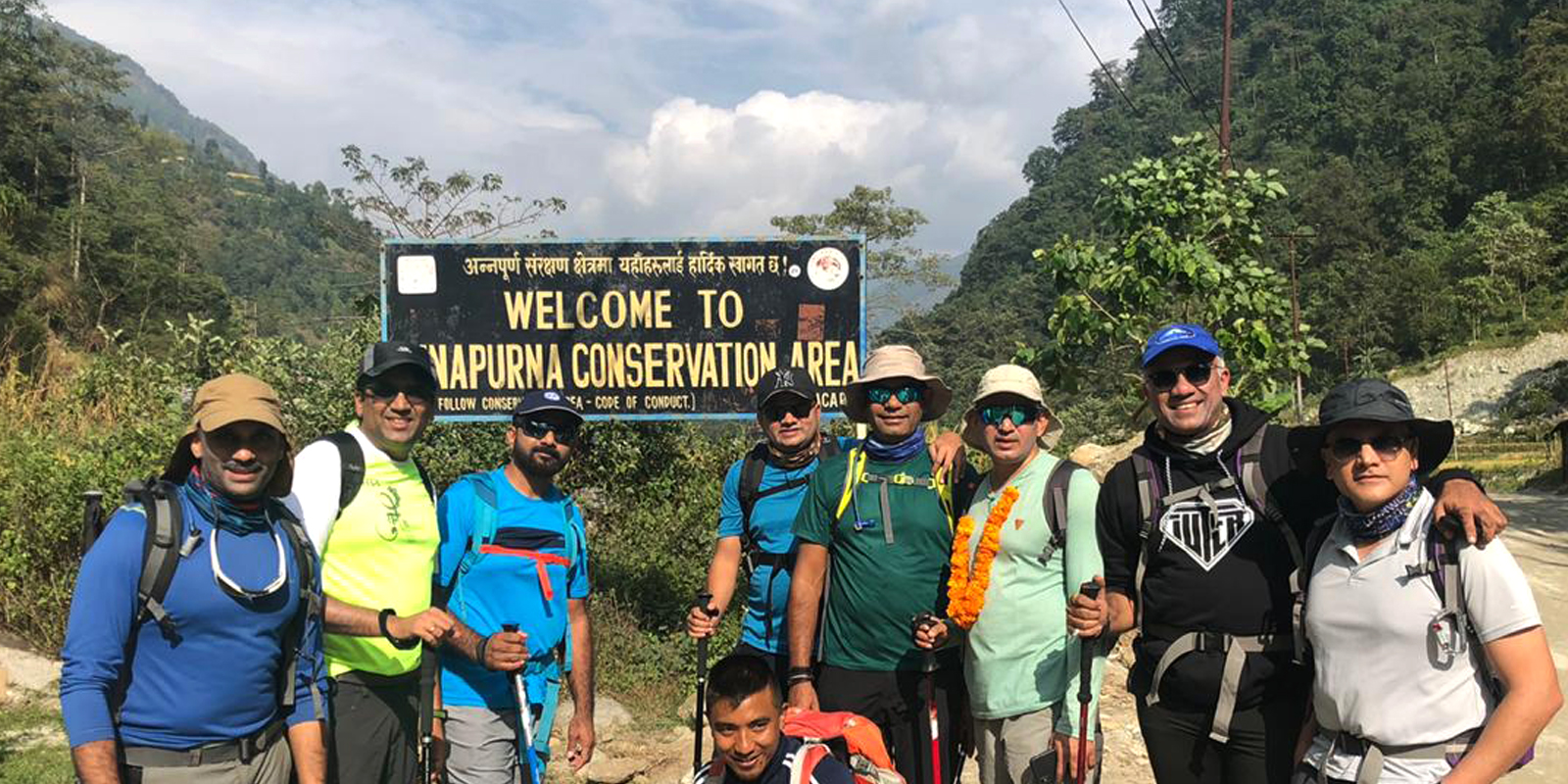 Annapurna Conservation Area - Protected Areas of Nepal - Tiger Encounter |  Tiger Encounter