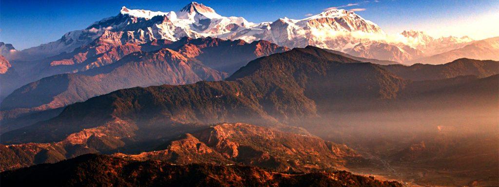 Getting There Annapurna CA