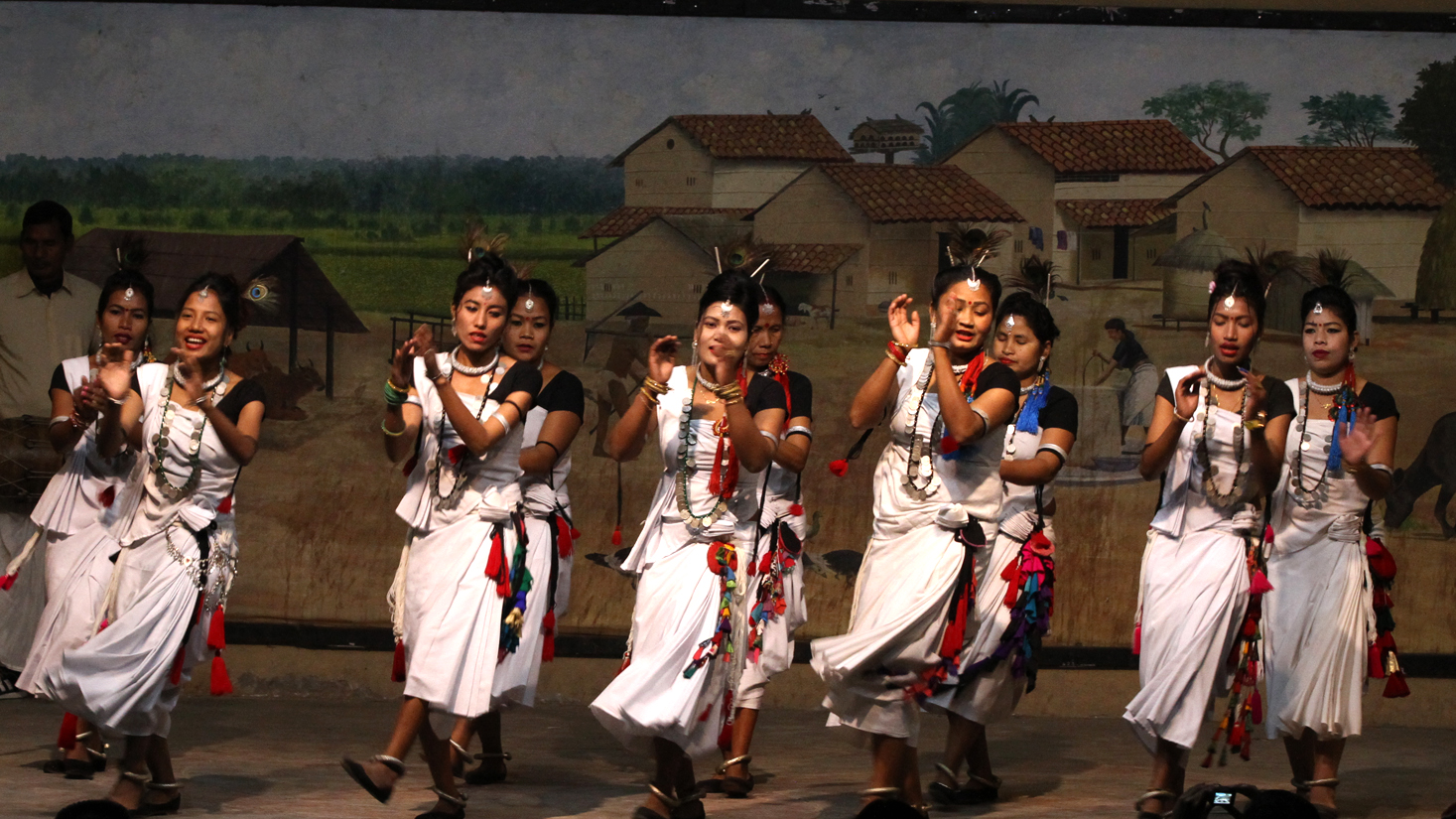 Village Tour - Cultural Tharu Dance